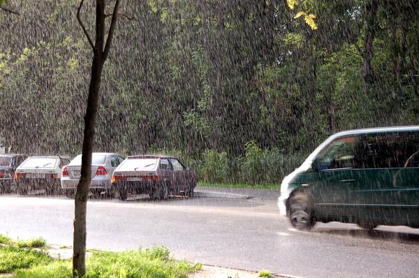 Фото как снимать дождь