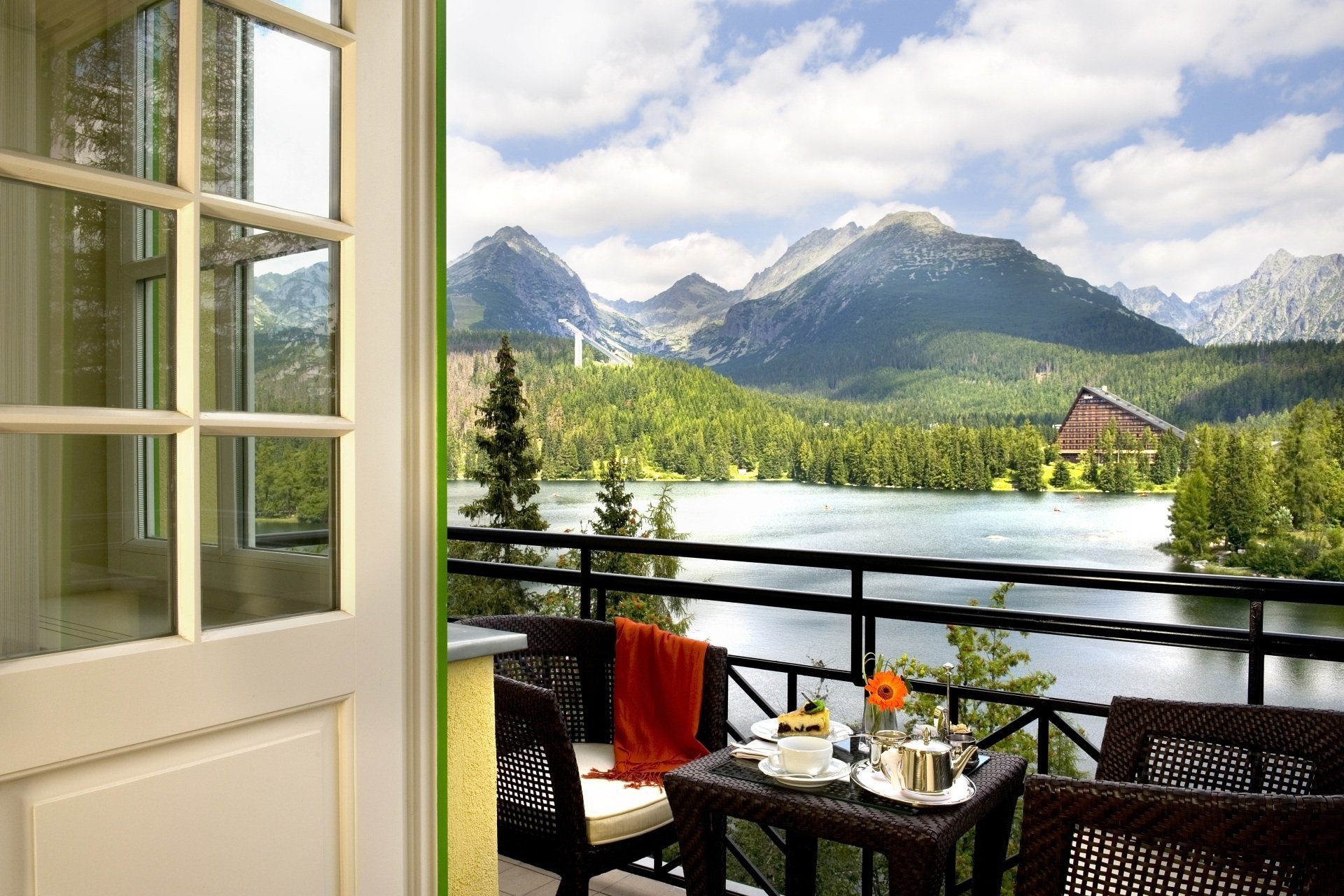 15 самых красивых маленьких балконов.