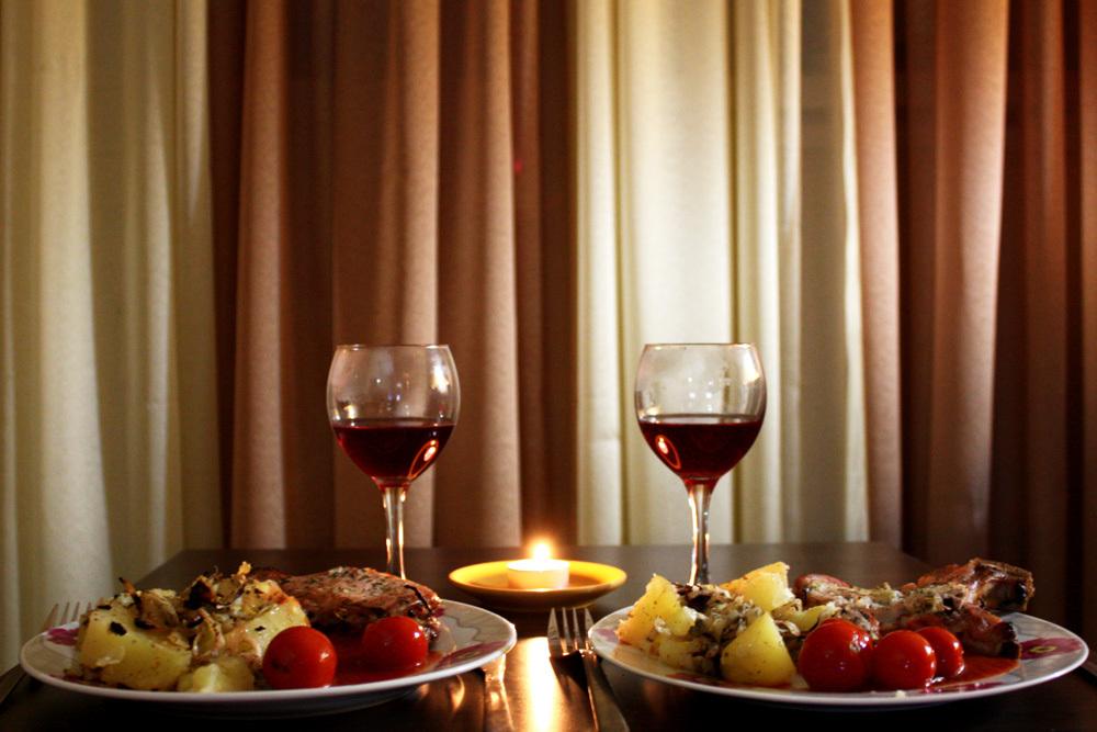 Эро романтический ужин для любимого рецепты домашнего архива реальные