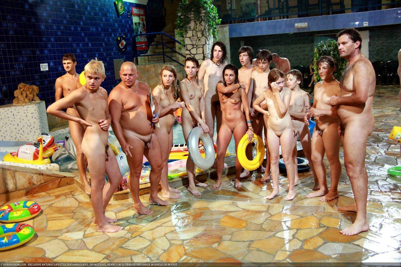 Nudist Family Asstr