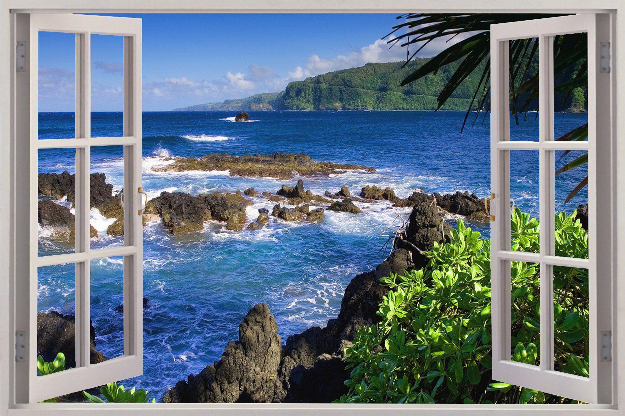 приходское картинки широкоформатные вид из окна днём