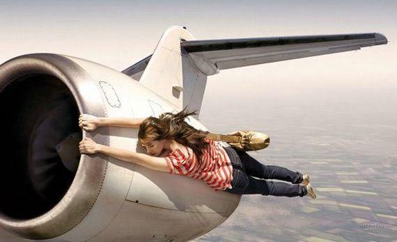 первый раз лечу самолете как регистрации