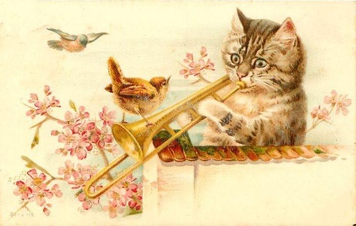 Текстом, картинки с тромбоном смешные