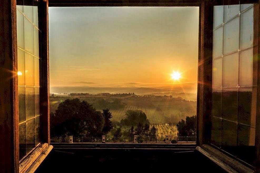 прикольные фото рассвета на балконе готовки