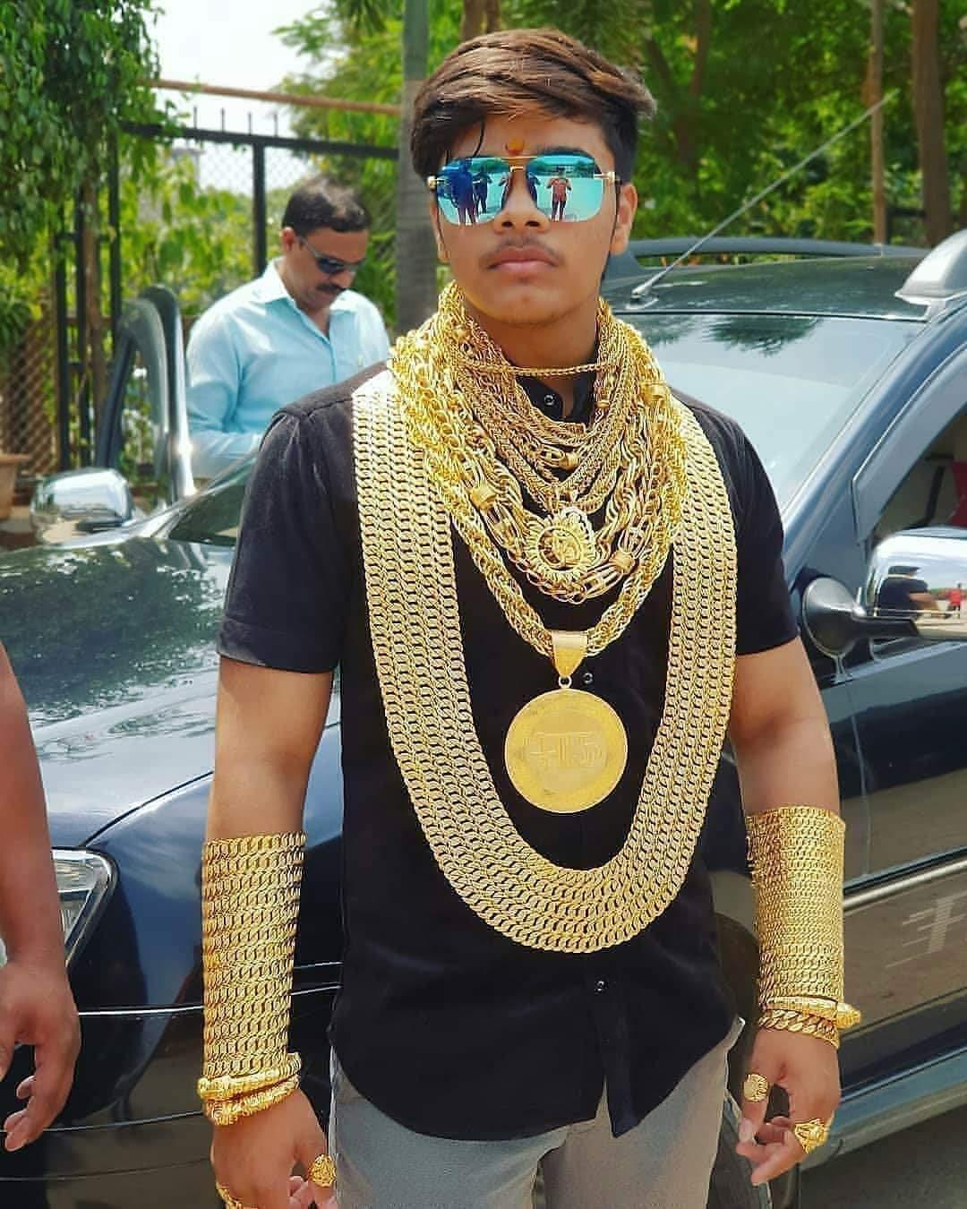 Почему именно цыгане любят и фанатеют от золота? Это цыганский ...