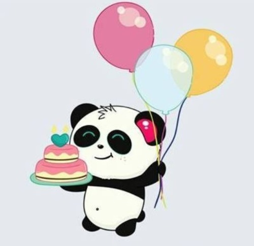 всем поздравительные открытки с пандами на день рождения снижается востребованность