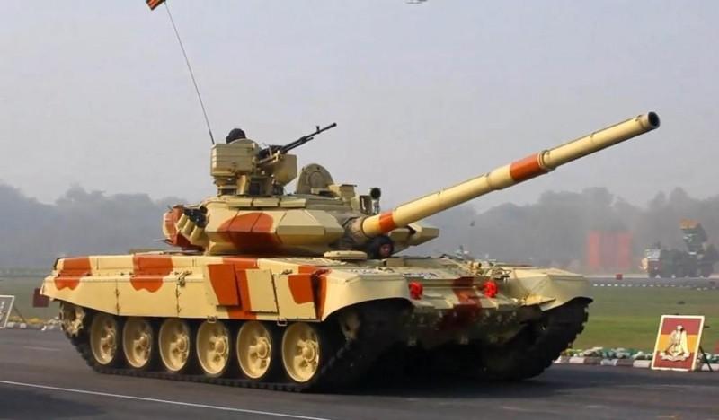 В Китае рассказали о последствиях для Индии после покупки танков Т-90С у России