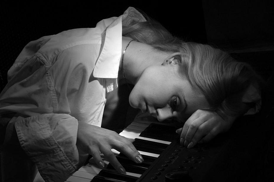 Картинки к грустной музыке