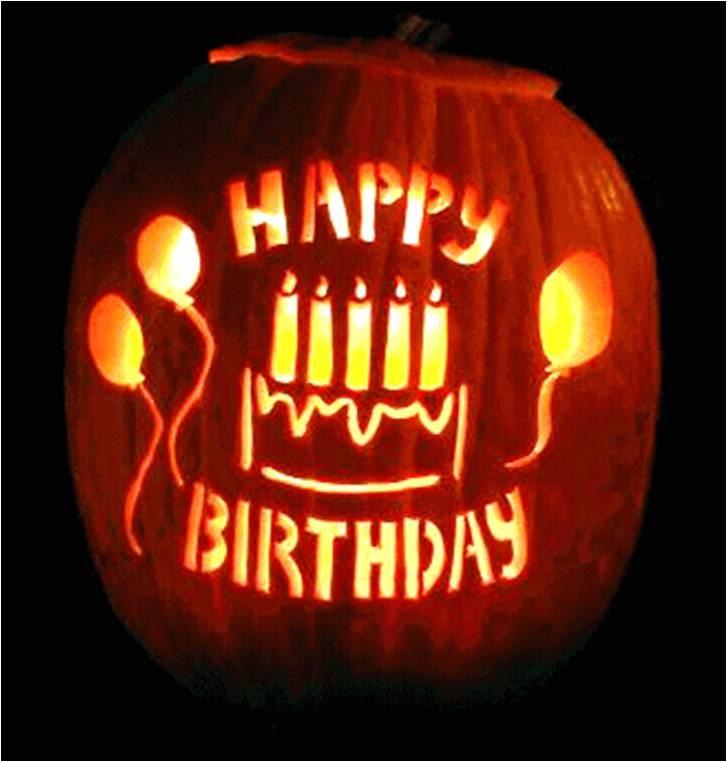 день рождения в хэллоуин открытка свято верящими