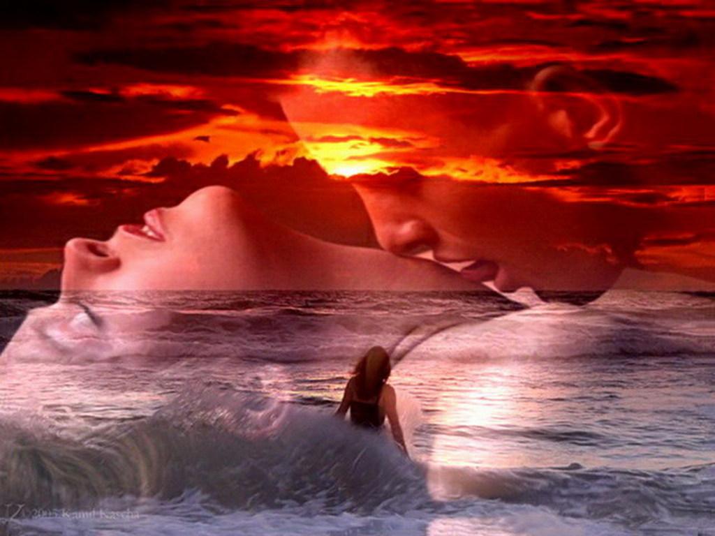 Фото красивые, открытки хочу с тобой на море